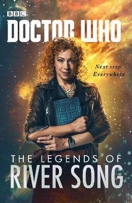 Doctor Who: The Legends of River Song book