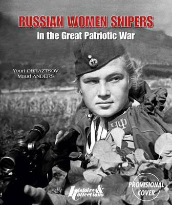 Soviet Women Snipers by Youri Obraztsov