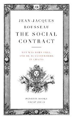 The Social Contract book