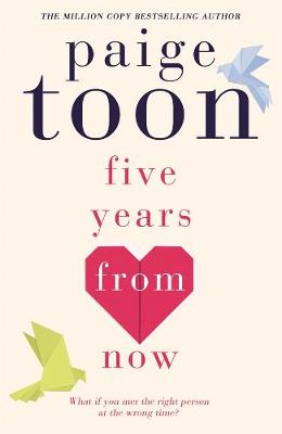 Five Years From Now book