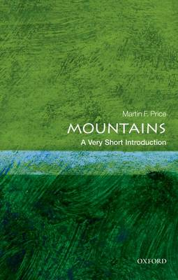 Mountains: A Very Short Introduction by Martin Price