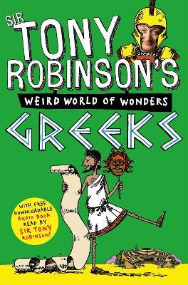 Greeks by Sir Tony Robinson
