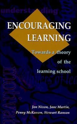 Encouraging Learning by Jon Nixon
