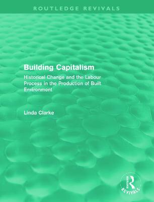Building Capitalism book