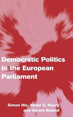 Democratic Politics in the European Parliament book