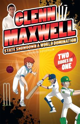 Glenn Maxwell 3 & 4 Bindup by Patrick Loughlin