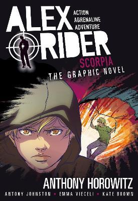 Alex Rider Graphic Novel: #5 Scorpia book