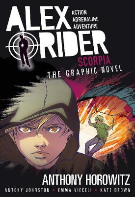 Alex Rider Graphic Novel: #5 Scorpia by Anthony Horowitz