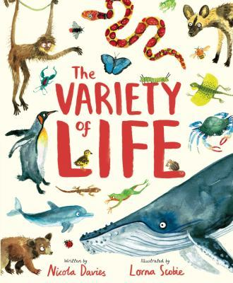 The Variety of Life by Dr Nicola Davies