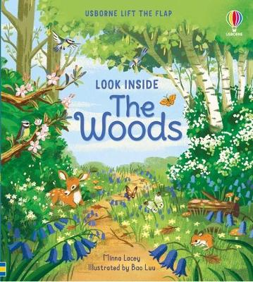 Look Inside the Woods book