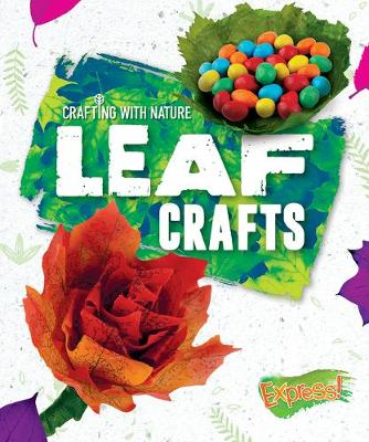 Leaf Crafts book