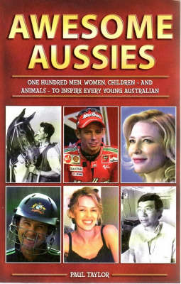 Awesome Aussies by Paul Taylor