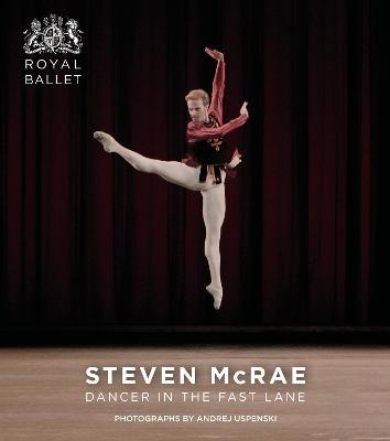 Steven McRae by Andrej Uspenski
