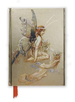 Goble: Pretty Set of Wings (Foiled Journal) by Flame Tree Studio