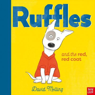Ruffles and the Red, Red Coat book