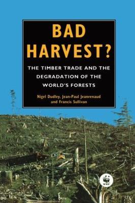 Bad Harvest book