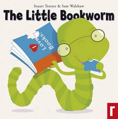 The Little Bookworm by Stuart Trotter