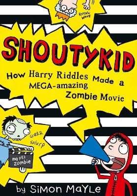 How Harry Riddles Made a Mega-Amazing Zombie Movie book