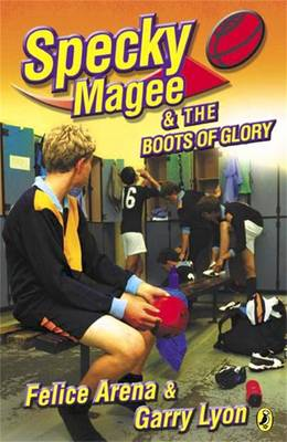 Specky Magee & The Boots Of Glory book