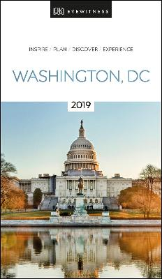 DK Eyewitness Travel Guide Washington, DC: 2019 book