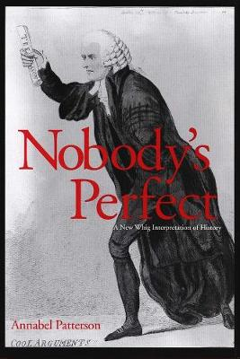 Nobody's Perfect by Annabel Patterson