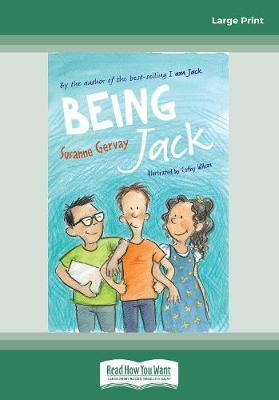 Being Jack by Susanne Gervay