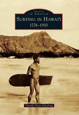 Surfing in Hawai'i by Timothy Tovar Delavega