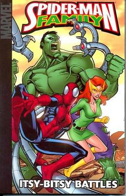 Spider-Man Family book