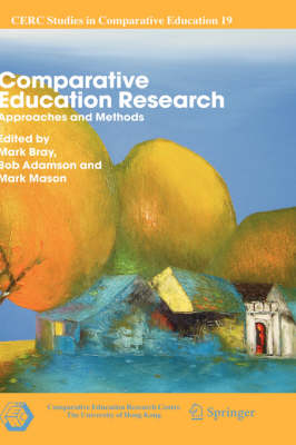 Comparative Education Research by Mark Bray