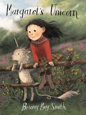 Margaret's Unicorn book