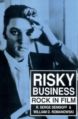 Risky Business book