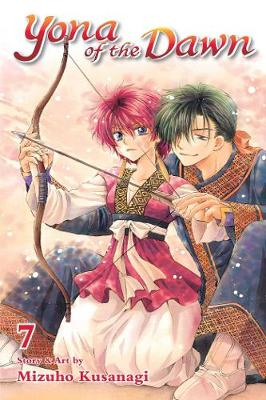 Yona of the Dawn, Vol. 7 by Mizuho Kusanagi