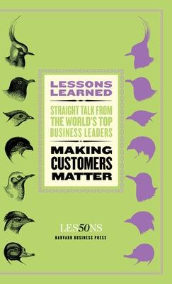Making Customers Matter book