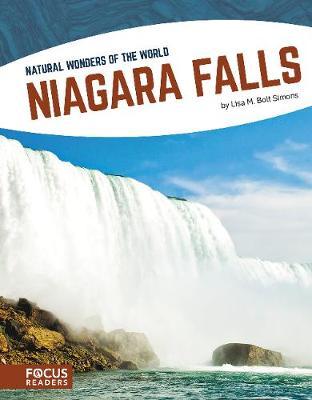 Natural Wonders: Niagara Falls by Simons,,Lisa,M. Bolt