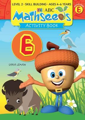 Mathseeds Activity Bk 6 book