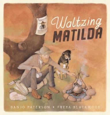 Waltzing Matilda book