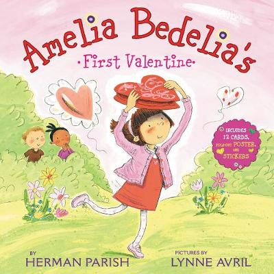 Amelia Bedelia's First Valentine Holiday book