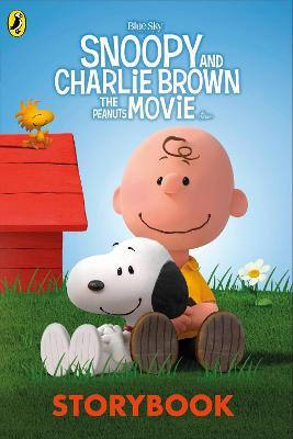 Peanuts Movie Storybook book