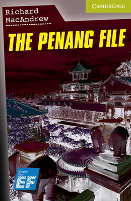 The Penang File Starter/Beginner EF Russian edition by Richard MacAndrew