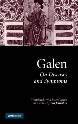 Galen: On Diseases and Symptoms book