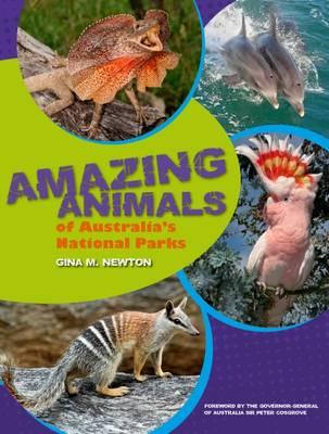 Amazing Animals of Australia's National Parks book
