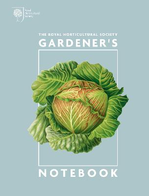 RHS Gardener's Notebook by Royal Horticultural Society