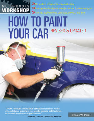 How to Paint Your Car book