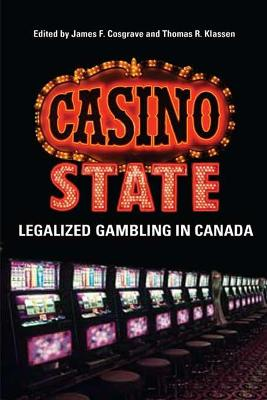 Casino State by James Cosgrave