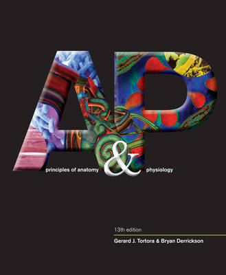 Principles of Anatomy and Physiology 13th Edition by Gerard J. Tortora