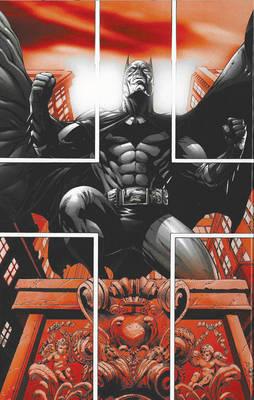 Batman: RIP Unwrapped by TONY S. DANIEL