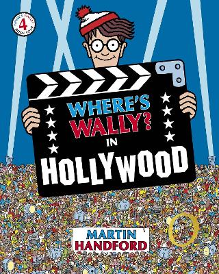 Where's Wally? #4 In Hollywood by Martin Handford