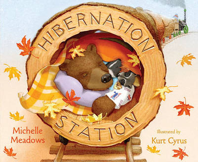 Hibernation Station by Michelle Meadows