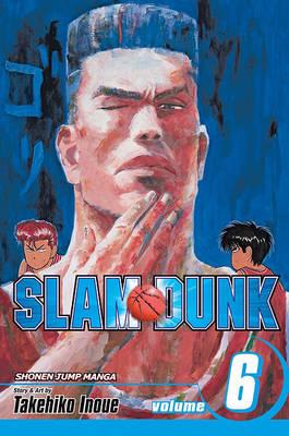 Slam Dunk, Vol. 6 by Takehiko Inoue