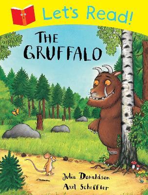 Let's Read! The Gruffalo book